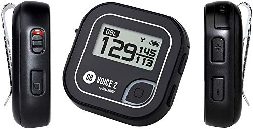 GolfBuddy Voice 2 Golf GPS/Rangefinder