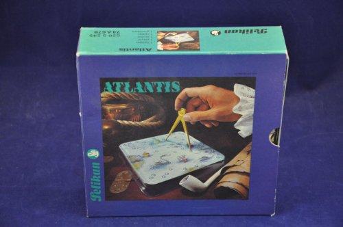 ATLANTIS Pelikan Traveller Serie. [Brettspiel].