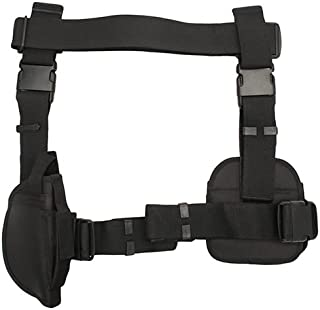 Nc Star Drop Leg Holster/Mag Holder (3 Piece)