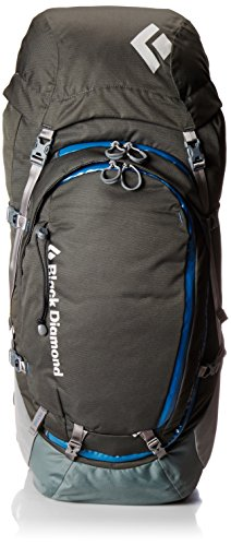 Black Diamond Mercury 65 Rucksack, Coal, 72 x 38 x 16 cm