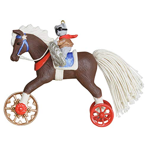 Hallmark Keepsake Ornament 2020 Year-Dated, A Pony for Christmas