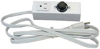 Berko Portable Thermostat for Under Desk Heater 202SLB