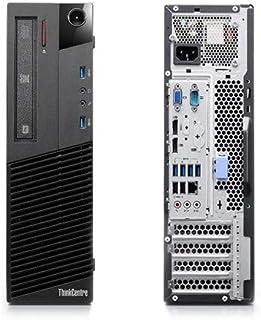 PC Lenovo Thinkcentre M93p Core i5-4570 3,2 GHz 8 GB RAM 240 GB SSD Windows 10 Professional (reacondicionado)