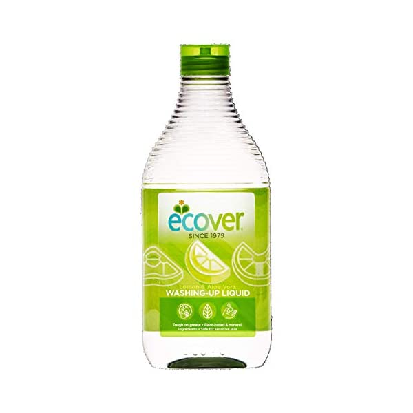 Ecover Lemon & Aloe Washing Up Liquid, 950ml