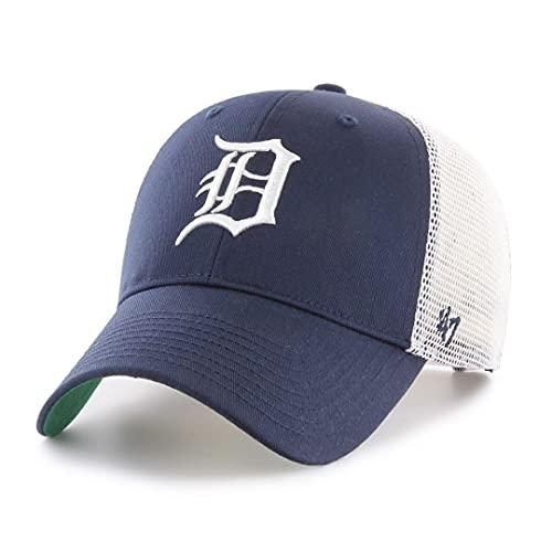 '47 Unisex Detroit Tigers Kappe, (Herstellergröße: One Size)
