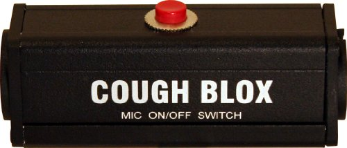 Rapco Horizon COUGHBLOX On/Off Signal Converter with Mute Switch