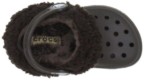 Crocs Mammoth EVO Clog Kids Mädchen Clogs & Pantoletten, Braun (Espresso/Espresso 22Z), 32/33