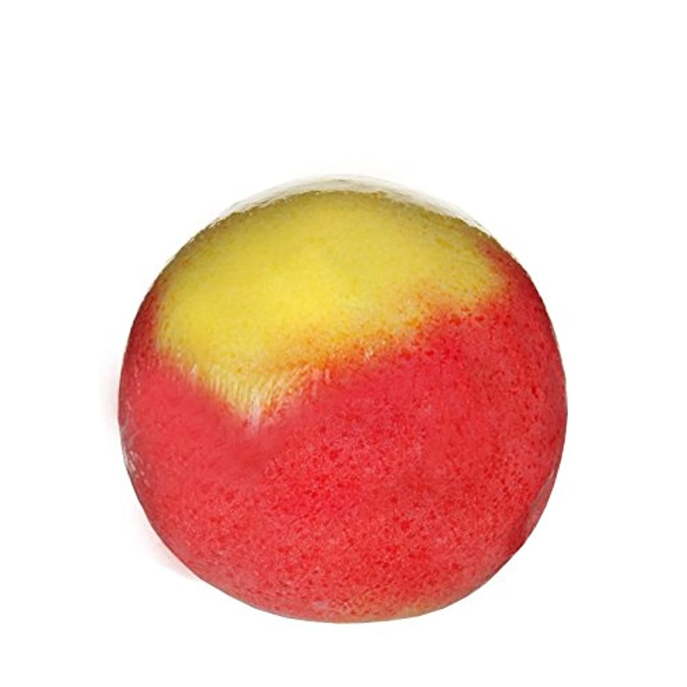 変形めまいが写真Treets Bath Ball Colour Party 170g (Pack of 6) - Treetsバスボールカラーパーティー170グラム (x6) [並行輸入品]