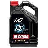 Motul 100105/74 Lubrifiant pour engrenage différentiel HD 80W90, 5l