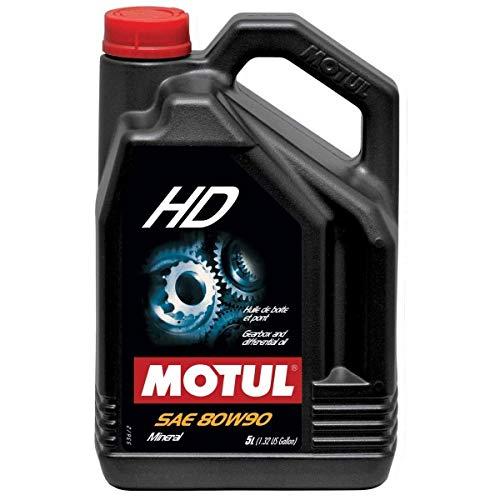 MOTUL 100105/74Lubricante de Diferencial Engranaje HD 80W905L