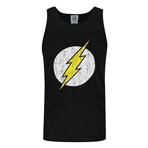 Offical Flash Distressed Logo Men's Vest