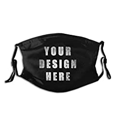 "Design Your Own Elastic Face Scarf With Your Artwork And Designs. Click """" Customize Now """" Button To Upload Your Fantastic Design!Impressive & Cool! We Print The Fabric, Cut And Sew It, Which Is Ideal For Comfortable Fitting Cover.Great For Outdoor ..."