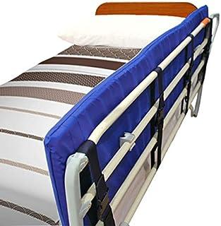 DSJMUY Barrera Cama Plegable Barandilla de la Cama Protector Lateral de Seguridad para Ancianos Barandas para Adultos Barandas de cabecera Barandillas Resistentes a la Rotura