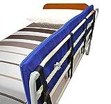OrtoPrime Protector de Barandilla para Cama Adultos y Niños - Barrera de Seguridad Ortopédica...
