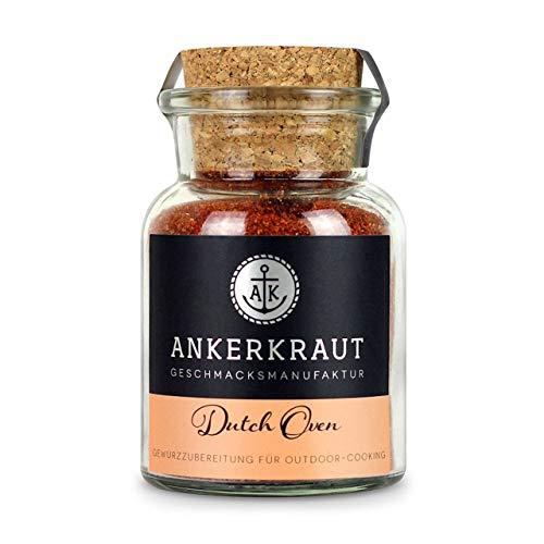 Ankerkraut Dutch Oven Gewürz, 90g im Korkenglas