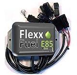 KIT Ethanol E85-3 CYLINDRES, Flex Fuel KIT, KIT DE Conversion BIOETHANOL E85 - Compatible avec Peugeot, Citroën, Renault, Audi, BMW, VW, Toyota, Kia, Mercedes, Dacia, Ford. (Connecteurs Nippon Denso)