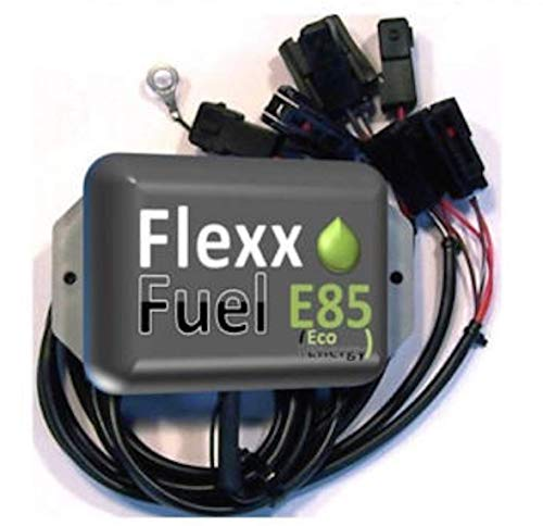 KIT Ethanol E85-3 CYLINDRES, Flex Fuel KIT, KIT DE Conversion BIOETHANOL E85 - Compatible avec Peugeot, Citroën, Renault, Audi, BMW, VW, Toyota, Kia, Mercedes, Dacia, Ford. (Connecteurs Toyota)