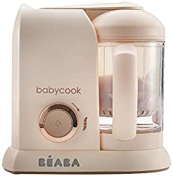 Beaba Baby Cook 4-in-1 Baby Food Maker Baby Food Steamer Blender