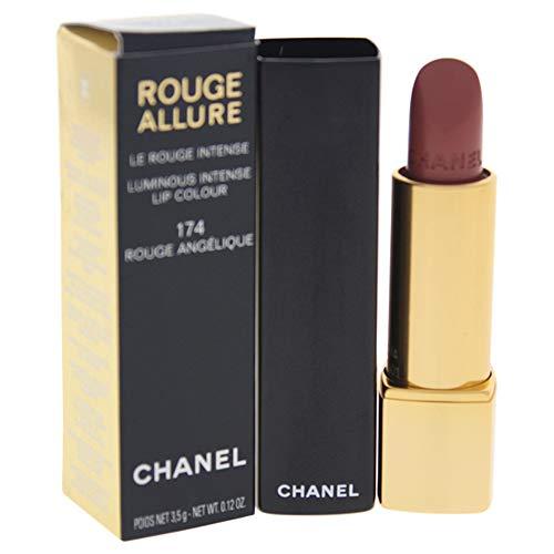Chanel Chanel Rouge Allure Lipstick, 174Rouge Angélique - 3.5 gr