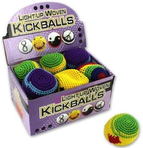 Light-up Kickballs by bulk buys