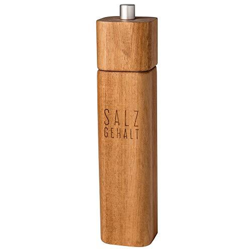 Räder Salzmühle Salzgehalt