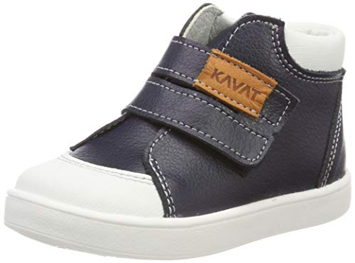Kavat Unisex-Kinder Fiskeby Sneaker, Blau (Blue 989), 20 EU