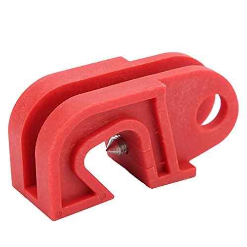 Bloqueo de disyuntor, dispositivo de bloqueo de nailon Bloqueo de disyuntor pequeño de 0,4 pulgadas Bloqueo de seguridad del interruptor de aire,Bloqueo de seguridad sin llave del interruptor de aire