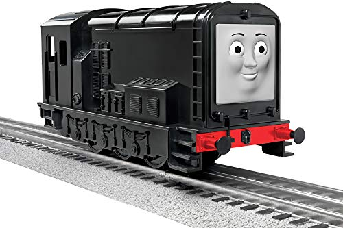 Lionel Trains - Thomas & Friends Diesel with LC Remote System &Bluetooth, O Gauge -  1823031