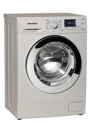 SanGiorgio F614DI lavatrice Libera installazione Caricamento frontale Bianco 6 kg 1400 Giri min A+++
