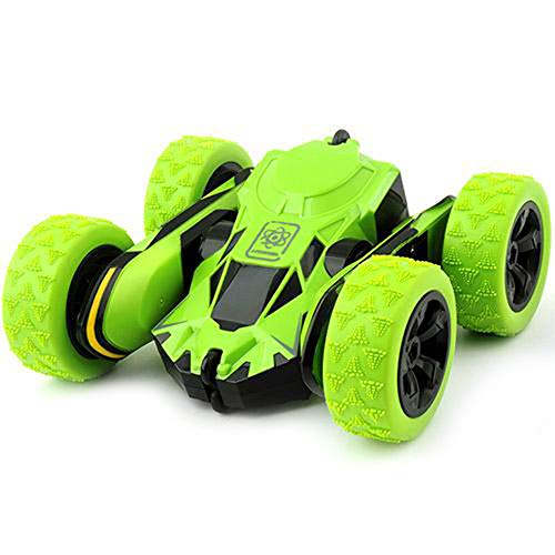 Gooyo Radio Control 1:28 Scale 2.4GHz Super Stunt Car with Chargeable Batteries