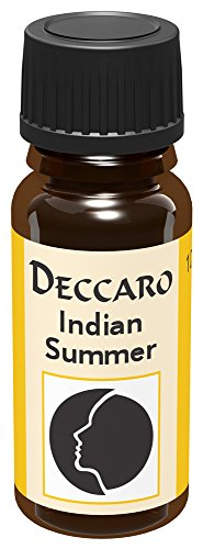 DECCARO Olio aromatico'Indian Summer', 10 ml (olio profumato)