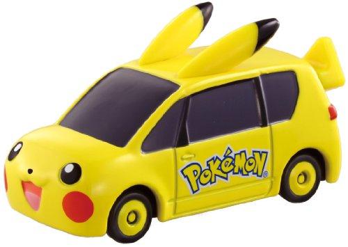 Tomica No.143 Pokemon(pikachu) voiture