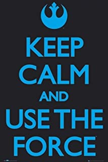 Best keep calm and use the force poster Reviews