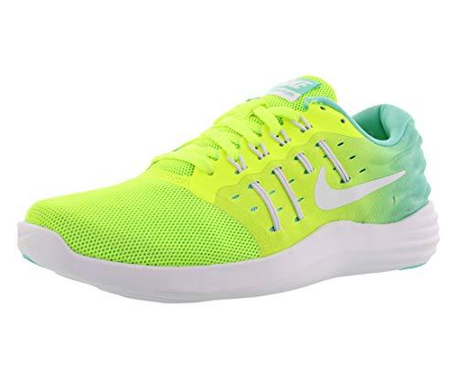 Nike 844736-700, Zapatillas de Trail Running Mujer, Amarillo (Volt/White-Hyper Turq-Clear Jade), 35.5 EU