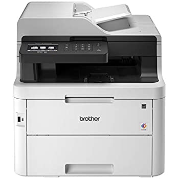 Brother MFC-L3750CDW Digital Color All-in-One Printer Laser Printer Quality Wireless Printing Duplex Printing Amazon Dash Replenishment Ready