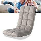 Altrobene High Back Floor Gaming Chair, Lazy Sofa Couch Bed,...