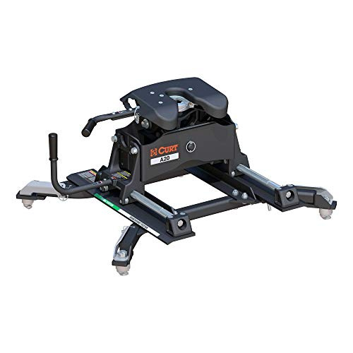 Check Out This CURT 16686 A20 5th Wheel Slider Hitch, 20,000 lbs, Select Ram 2500, 3500, 6.5-Foot Be...