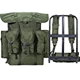 MT Military Alice Pack Army Survival Combat ALICE Rucksack Backpack Olive Drab