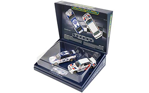 Scalextric C3693A 'Legends Touring Twinpack - Ford Sierra RS500 e BMW E30' Car
