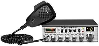 Cobra 29LTD Professional CB Radio - Instant Channel 9, 4 Watt Output, Full 40 Channels and SWR Calibration