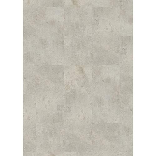 Tilo V1156 Eleganto Vinylboden, Beton Silber, ungefast, Sand Paketinhalt (qm): 1,02