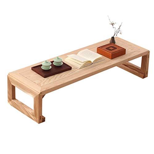 ADSE Tables Basses Table Basse Longue Bande Zen Table à thé Balcon Baie vitrée Table Tatami Meubles Tables, Table à thé