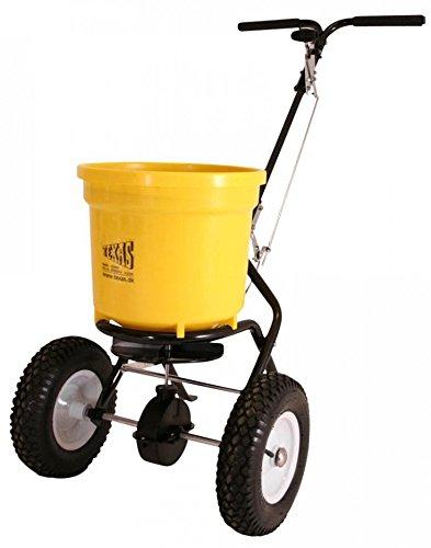 Texas Streuwagen 25 Liter für Streusalz und Düngemittel CS2500