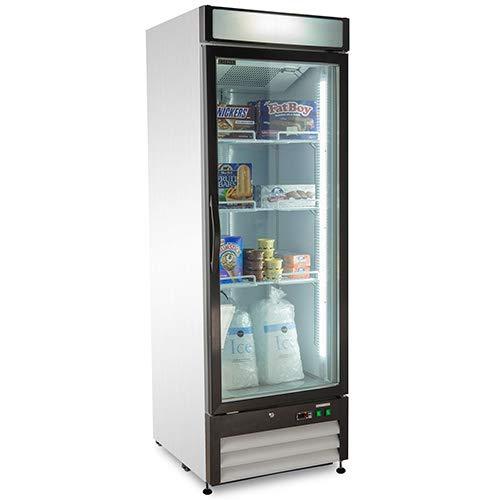 Kratos Refrigeration 69K-826 Swing Glass Door Freezer, 1 Door