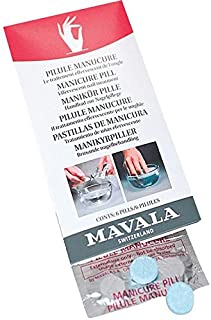 Mavala Set of 2 Manicure Pills Pouch 6 Pieces
