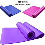 SourceDIY Yoga Mat Non-Slip Exercise Extra Thick Cushioning Foam Washable & Eco-Friendly Workout