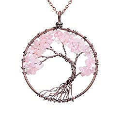 Spring fashion - An ok looking tree of life pendant