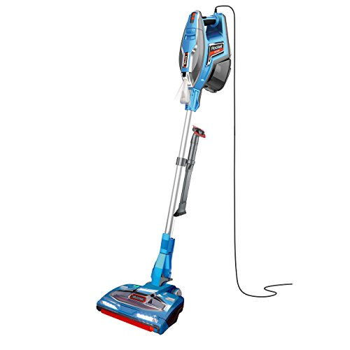 Shark Rocket Complete Ultra-Light with DuoClean (HV381), Plasma Blue