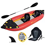 Inflatable Kayak 2 Person