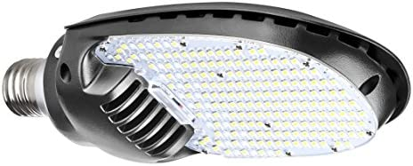 Hyperikon LED Shoebox Light Bulb Rotatable Outdoor Street Lighting 5000K E39 Large Mogul 100 product image